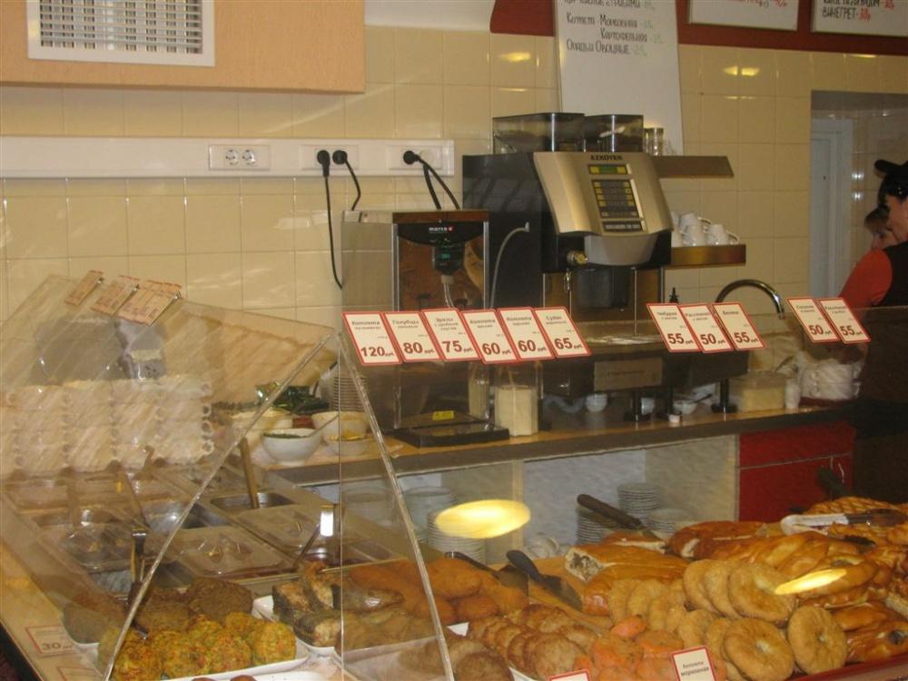 пирожковая кафе фото